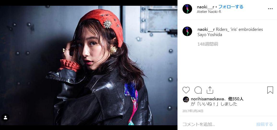 横川直樹 instagram