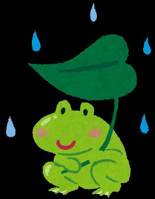 梅雨明け 2020 関東