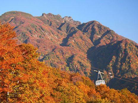 八海山ロープウェー・山頂展望台