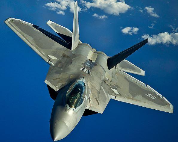 アメリカ空軍戦闘機