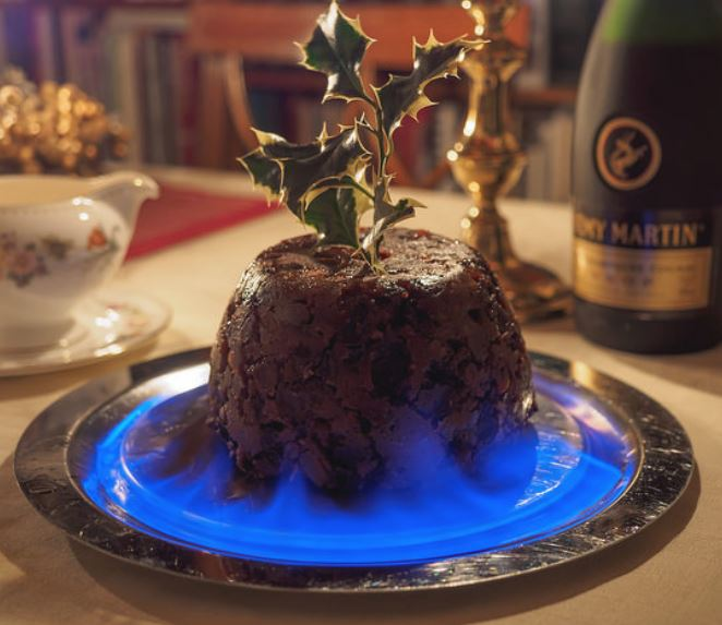 クリスマス・プディング