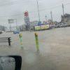 一宮川が氾濫危機&千葉県茂原市が大雨で冠水・浸水 住所やけが人は?現場(現地)の画像・動画まとめ