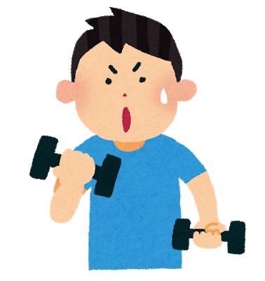 腰痛は筋トレで予防