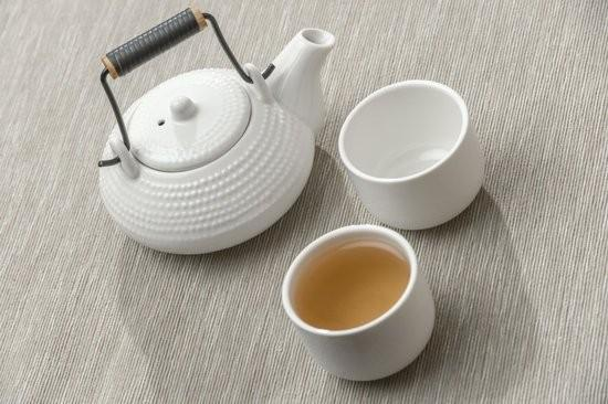 口臭対策で緑茶