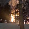 北海道札幌市北区新川西1条6丁目で火事(火災)