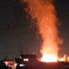 福島県伊達郡国見町徳江で火事(火災)