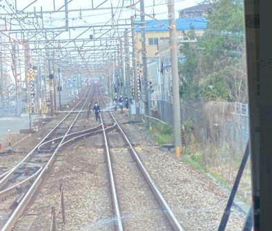 共和駅~大府駅付近(東海道線)で人身事故